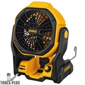 "DeWalt DCE511B 11"" Corded/Cordless Jobsite Fan (Tool Only)"