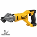 DeWalt DCS496B 20V MAX 18 Gauge Cordless Offset Shear (Tool Only)