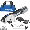 Dremel US20V-01 Cordless Compact Multi-Saw Kit with 1 Battery