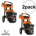 Generac 7132 Residential 3100PSI E- Start Power Washer 50-State/CSA 2x