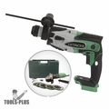 Hitachi DH18DSLP4 18-Volt Lithium-Ion SDS-Plus Rotary Hammer (Tool Only) Kit