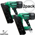 Hitachi NR1890DR 3-1/2'' Plastic Collated Brushless Cordless Framing Gun 2x