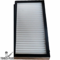 JET 414840 Replacement Filter for Metal Dust Collection