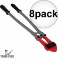 "JET 587818 18"" Red Head Bolt Cutter 8x"