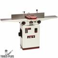 "JET 708466DXK Model JJ-6HHDX 6"" Long Bed Jointer PLUS Helical Cutterhead"