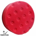 "Lake Country 78-14400 4"" Red CCS Spot Buffs Foam Pad"