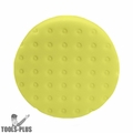 "Lake Country 78-5165-152M 6-1/2"" Yellow CCS Auto Buffing Pad"