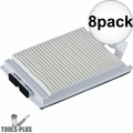 Makita 123636-9 HEPA Filter for XCV05 8x