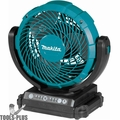 "Makita DCF102Z 18V LXT Lithium-Ion Cordless 7-1/8"" Fan (Tool Only)"