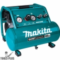 Makita MAC320Q Quiet Series Oil-Free Electric Air Compressor 1.5HP 3 Gal