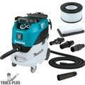 Makita VC4210L 11GAL Wet/Dry HEPA Filter Dust Extractor/Vacuum, AWS Capable