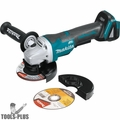 "Makita XAG11Z 18V LXT Li-Ion Brushless 4-1/2"" Angle Grinder (Tool Only)"