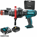 Makita XCS01T1 18V LXT Lithium-Ion Cordless Rebar Cutter Kit (5.0Ah)