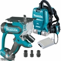 Makita XDS01Z 18V LXT Li-Ion Cut-Out Saw w/HEPA Vac Dust Extraction