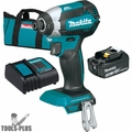 Makita XDT131 18V LXT Li-Ion Brushless Cordless Impact Driver Kit 3.0Ah Batt