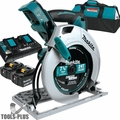 "Makita XSH01PT 18V X2 LXT (36V) Cordless 7-1/4"" Circular Saw Kit (5.0Ah)"