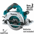 "Makita XSH08Z 18V x2 LXT Li-Ion Brushless 7-1/4"" Circular Saw (Tool Only)"