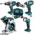 Makita XT443PM X2 (36V) LXT Li-Ion 4pc Combo Kit Includes 3 18V Batts