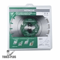 "Metabo-HPT 115439M 14"" Segmented Diamond Blade - Concrete Block Pavers Brick"