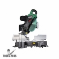 "Metabo-HPT C12RSH2M 15A 12"" Dual Bevel Sliding Compound Miter Saw with Laser"
