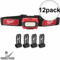 Milwaukee 2106 Compact 300 Lumens TRUEVIEW High Definition Headlamp 12x