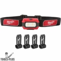 Milwaukee 2106 Compact 300 Lumens TRUEVIEW High Definition Headlamp