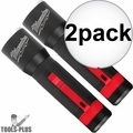 Milwaukee 2107 325L Focusing Flashlight 2x