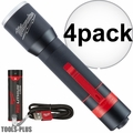 Milwaukee 2110-21 700 Lumen LED USB Rechargeable Flashlight 4x