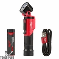 Milwaukee 2113-21 USB Rechargable Pivoting Flashlight