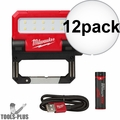 Milwaukee 2114-21 USB Rechargable ROVER Pivoting Flood Light 12x