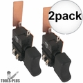Milwaukee 23-66-0605 Genuine Replacement Switch 2x