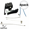Milwaukee 23-66-1667 Switch Repair Kit 4x