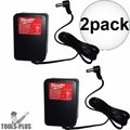 Milwaukee 23-81-0700 AC/DC Adapter for 2590-20 Radio 2x