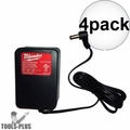 Milwaukee 23-81-0700 AC/DC Adapter for 2590-20 Radio 4x