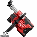 Milwaukee 2306-20 M12 HAMMERVAC Universal Dust Extractor (Tool Only) 3 pack