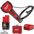 Milwaukee 2313-21 12V M12 M-Spector Digi-Inspection Camera + 2.0Ah Batt