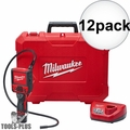 Milwaukee 2315-21 M12 M-Spector Flex 3' Inspection Camera w/Batt+Charger 12x