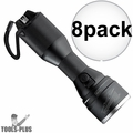 Milwaukee 2355-20 M12 12V Li-Ion LED Hi Performance Flashlight Tool Only 8x