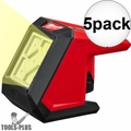 Milwaukee 2364-20-5 M12TM Compact Flood Light 5pk