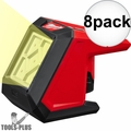 Milwaukee 2364-20 M12 Rover Compact Flood Light (Tool Only) 8x