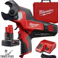 Milwaukee 2472-81XC M12 600 MCM Cable Cutter Kit (Recon)