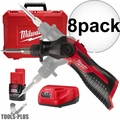 Milwaukee 2488-21 M12 Cordless Soldering Iron Kit 8x
