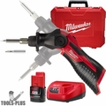 Milwaukee 2488-21 M12 Cordless Soldering Iron Kit