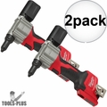 Milwaukee 2550-20 M12 Pop Rivet Tool (Tool Only) 2x