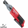 "Milwaukee 2556-20 M12 Fuel 12V Li-Ion Cordless 1/4"" Ratchet (Tool-Only)"