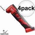 Milwaukee 2626-20 18 Volt M18 Cordless LITHIUM-ION Multi-Tool (Tool Only) 4x