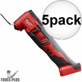 Milwaukee 2626-20 18 Volt M18 Cordless LITHIUM-ION Multi-Tool (Tool Only) 5x
