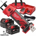 Milwaukee 2627-22 M18 Cut Out Tool w/2 2.8ah Batteries + Charger
