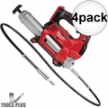 Milwaukee 2646-20 M18 18V Li-Ion Cordless 2-Speed Grease Gun (Tool-Only) 4x