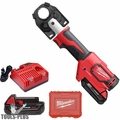 Milwaukee 2679-22 M18 FORCE LOGIC 600 MCM Crimper w/ One Key Technology